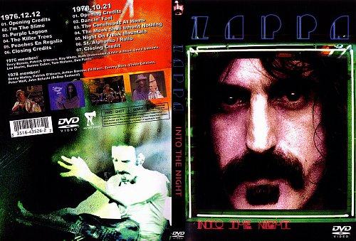 Frank Zappa - Into The Night