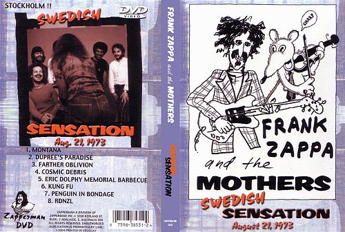 Frank Zappa - Swedish Sensation