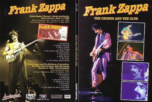 Frank Zappa - Paris 1980