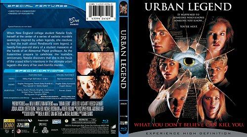 Городские легенды / Urban Legend (1998)