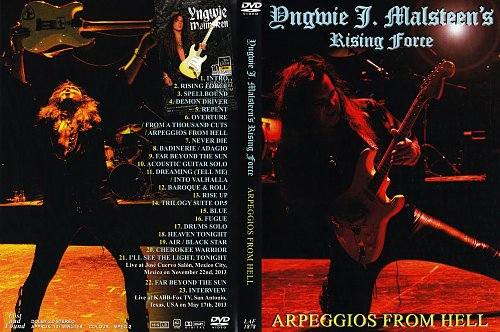 Yngwie Malmsteen - Arpeggios From Hell