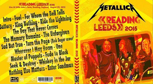 Metallica - Reading (2015)