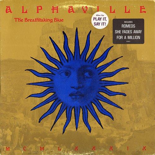 ALPHAVILLE - The Breathtaking Blue(1989)