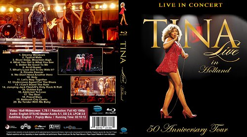 Tina Turner - 50 Anniversary Tour: Live in Holland (2009)