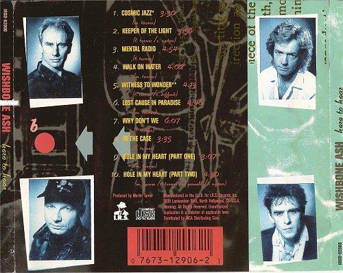 Wishbone Ash - Here To Hear (1989)