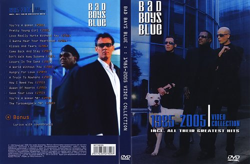 Bad boys blue 1985-2005 video collection 2005