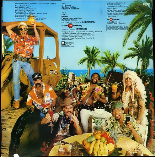 Village People - Go West (1979)