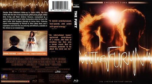 Ярость / The Fury (1978)
