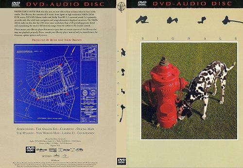 Rush - Signals for DVD - Audio