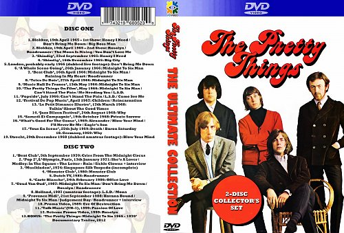 Pretty Things - The Ultimate Collection (2014)