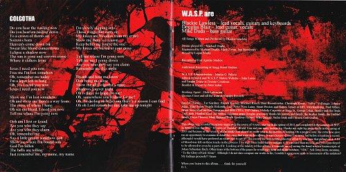 W.A.S.P. - Golgotha (2015)