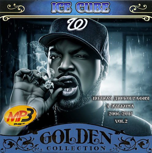 Ice Cube - Golden collection (2015)