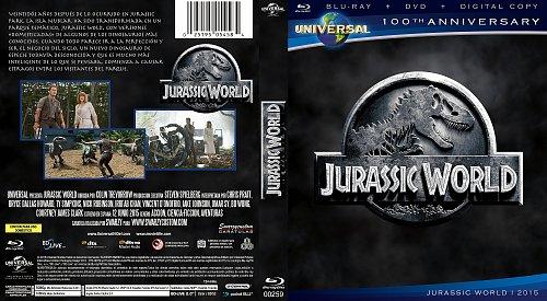 Мир Юрского периода / Jurassic World (2015)