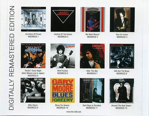 Gary Moore - We Want Moore! (1984, Remaster 2002)
