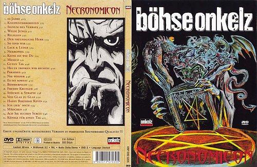 Bohse Onkelz - Necronomicon (2005)
