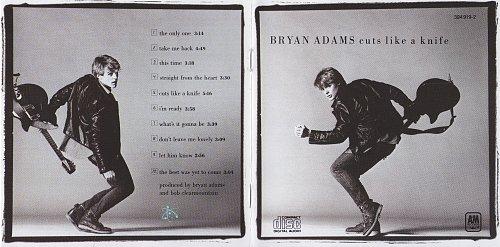 Bryan Adams - Cuts Like A Knife (1983)
