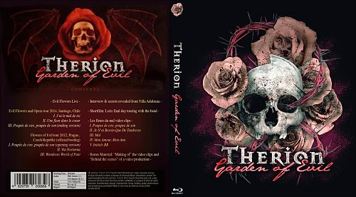 Therion - Garden Of Evil (2015)