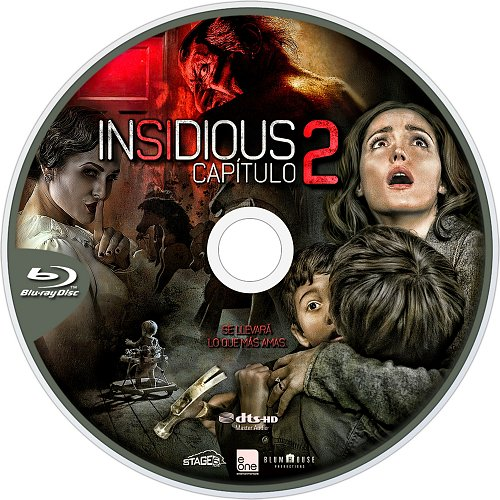 Астрал: Глава 2 / Insidious: Chapter 2 (2013)