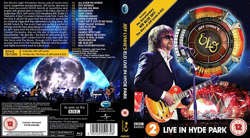Jeff Lynne's ELO - Live in Hyde Park (2014)
