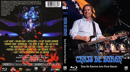Chris De Burgh - High On Emotion Live From Dublin 1990