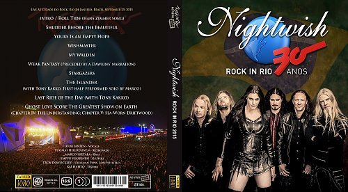 Nightwish - Rock In Rio (2015)