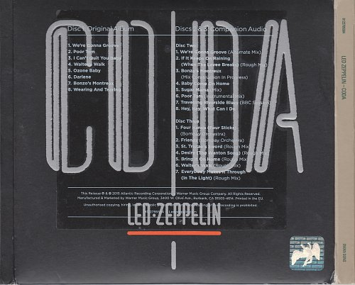 Led Zeppelin - Coda (1982)