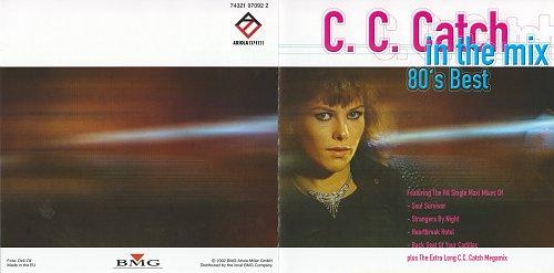 C.C.Catch - In The Mix - 80's Best (2002)