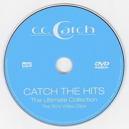 C.C.Catch - Catch The Hits (2005)