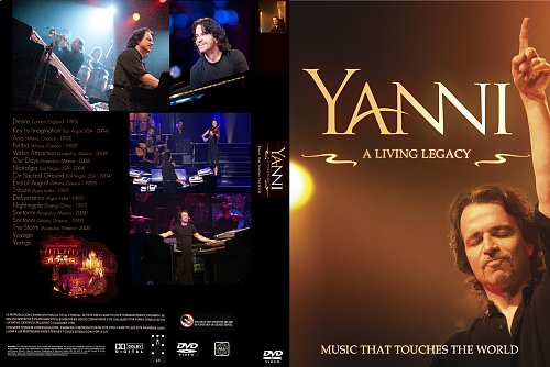 Yanni - A Living Legacy (2008)