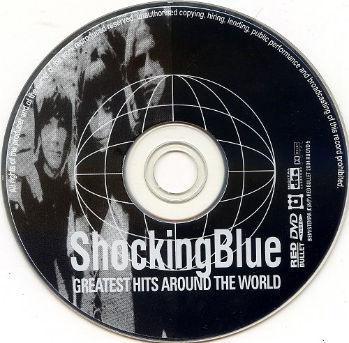 Shocking Blue:Greatest hits around the world (2004)