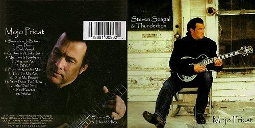 Steven Seagal - Mojo Priest (2006)