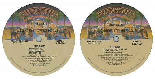 Space - Just Blue (1979)