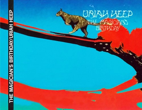 Uriah Heep - The Magician's Birthday (1972)