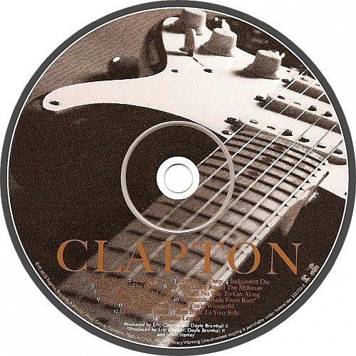 Eric Clapton - Clapton (2010)