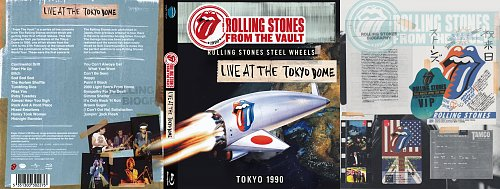 Rolling Stones, The - Live At The Tokyo Dome (1990)