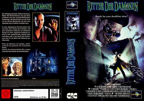 Байки из склепа: Демон ночи / Tales from the Crypt: Demon Knight (1995)