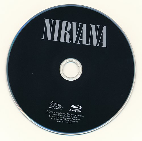 Nirvana - Nirvana(2002)