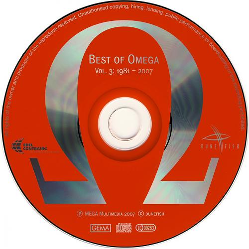 Omega - Best Of Omega (3 CD)