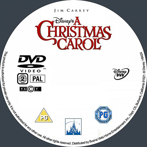 Рождественская история /A Christmas Carol