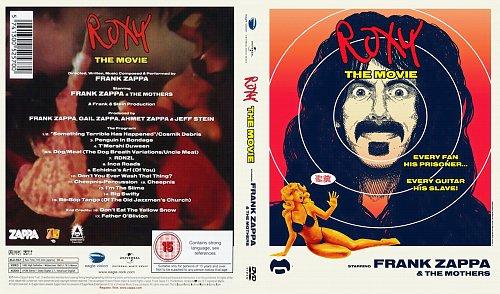 Frank Zappa & The Mothers ''Roxy - The Movie'' (2015)