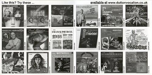 Paul Mauriat - Reality(1981) & Pour Le Plaisir(1981) (Vocalion CDLK 4496, Austria) 2013 – Dutton Voc
