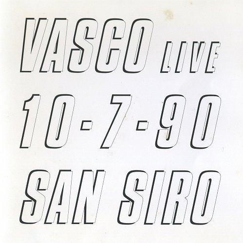 Vasco Rossi - Vasco Live 10-7-90 San Siro (1990)