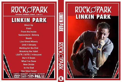 Linkin Park - Rock In Park (2012)
