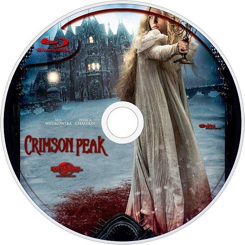 Багровый пик / Crimson Peak (2015)