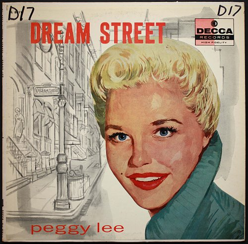 Lee, Peggy - Dream Street (1957)