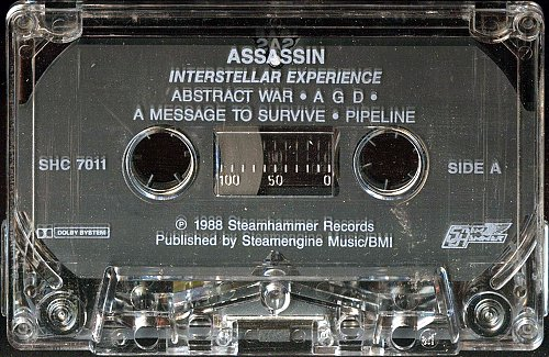 Assassin - Interstellar Experience (1988)