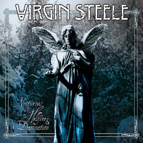 Virgin Steele - Nocturnes Of Hellfire And Damnation (2015 Steamhammer, SPV GmbH, Germany, EU) 2CD