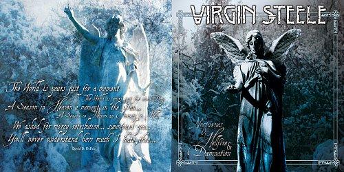 Virgin Steele - Nocturnes Of Hellfire And Damnation (2015 Steamhammer, SPV GmbH, Germany, EU) 2CD