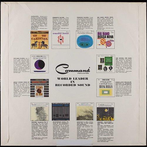 Light, Enoch -Command Performances (1964)