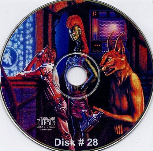 Лучшие игры для IBM PC. Disk #28